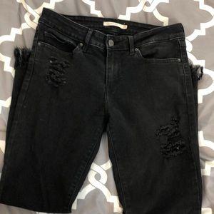 Levi's 711 Jeans